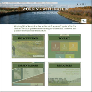 Working with Nature