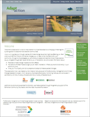 Climate Resilience for Local Communities