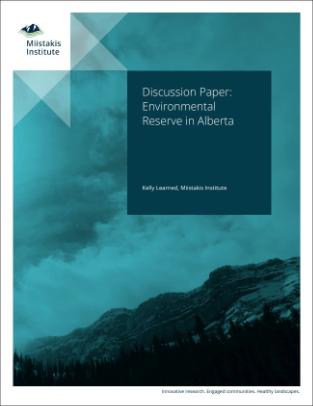 How Municipalities Apply Environmental Reserve in Alberta