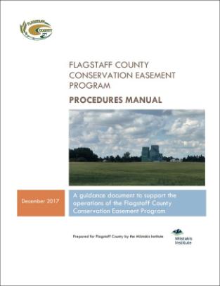 Municipal Conservation Easement Program