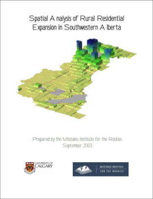 Rural Residential Expansion Research