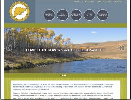 Putting Beavers to Work for Watershed Resiliency and Restoration