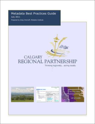 Distributed GIS for Calgary Region Municipalities
