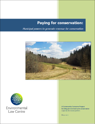 Paying for Conservation